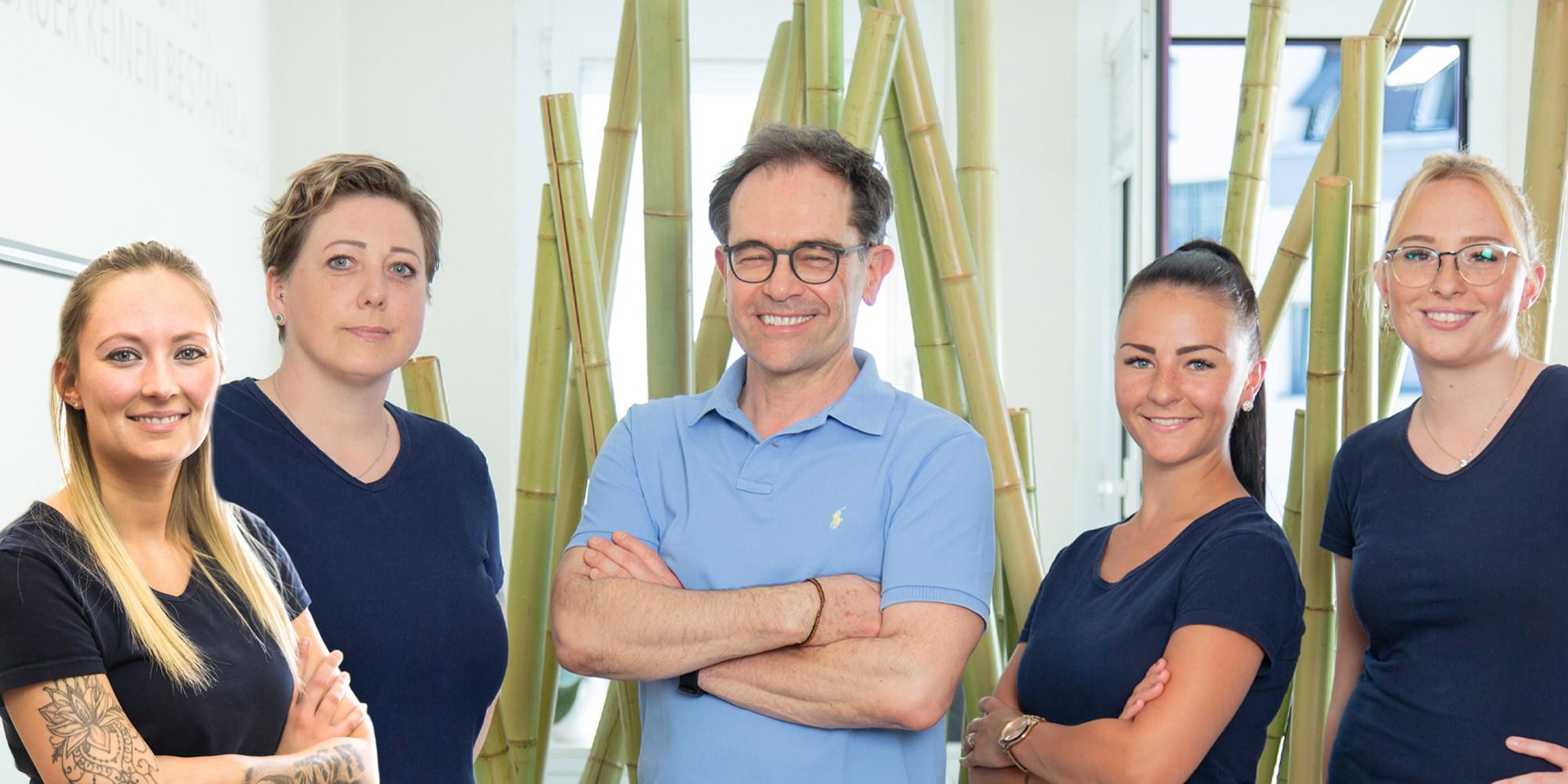 Orthopädie Stuttgart-Bad Cannstatt - Schulz - Team