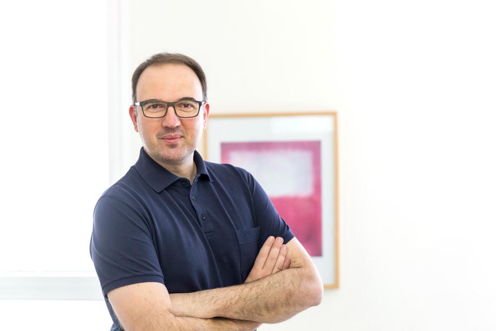 Orthopädie Stuttgart-Bad Cannstatt - Portrait von Dr. Toskas